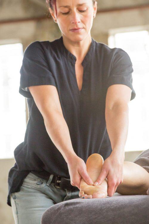 Praktijk Mana Badhoevedorp - Massage en Pedicure