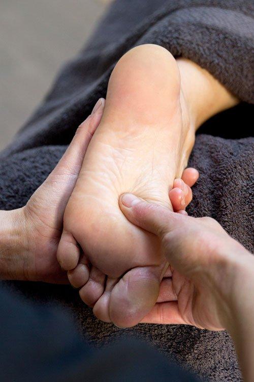 Praktijk Mana - Voetreflex massage