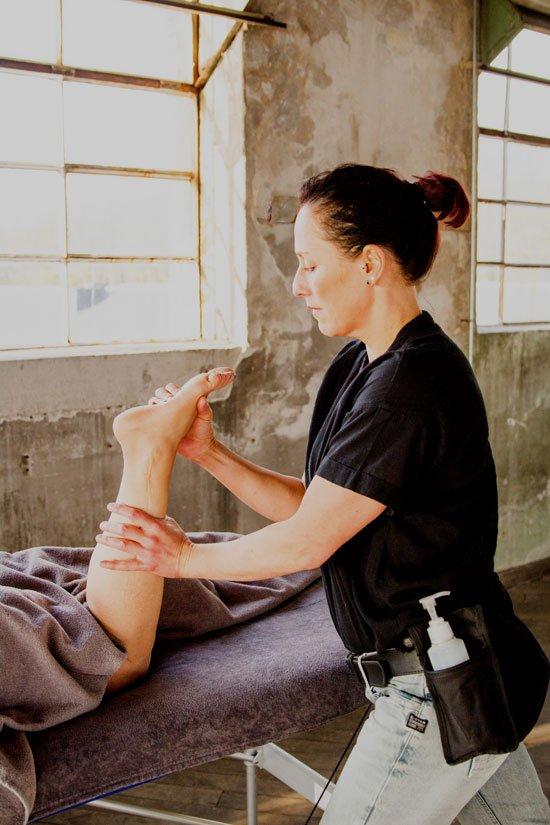 Praktijk Mana - Sportmassage